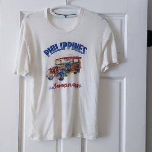 Vintage sheer t-shirt